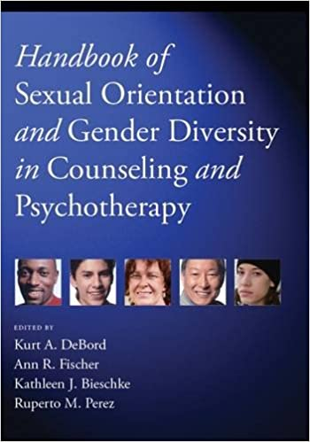 Gender and sex in counseling and psychotherapy free