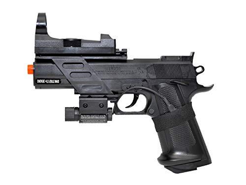 Colt Combat Commander Spring Airsoft Pistol (Mk 14 Airsoft Gun)