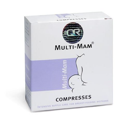 Multi-Mam Nipple Compress 12 Sachets 819763