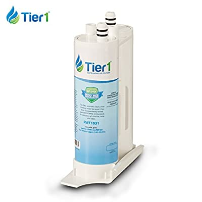 4 Pack Tier1 WF2CB Frigidaire PureSource2, Electrolux NGFC 2000, 1004-42-FA, 469911, 469916, FC 100 Replacement Refrigerator Water Filter