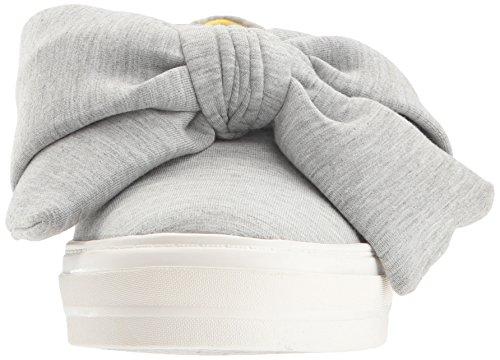 Nine West Damen Onosha Stoff Fashion Sneaker Grau
