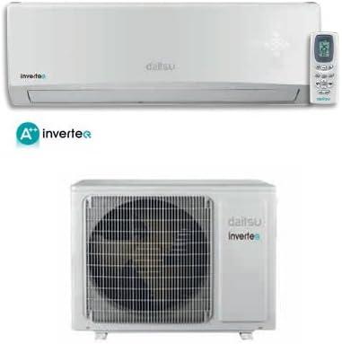 Daitsu - Climatizador, aire acondicionado con inverter Daitsu 12000 BTU, modelo ASD12UI-DN, de Fujitsu, clase energética A++: Amazon.es: Bricolaje y herramientas
