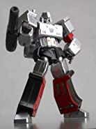 Transformers Revoltech Super Poseable Action Figure Megatron