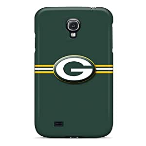 New Style Cometomecovers Hard Cases Covers For Galaxy S4- Green Bay Packers