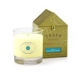 Trapp Candles  Signature Home Collection No. 13 Bob\'s Flower Shoppe Poured Candle, 7-Ounce