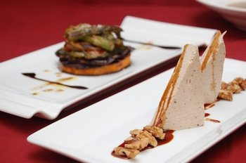 Mousse of Foie Gras 11.2 oz (Rougie) - Plain - FREE SHIPPING INCLUDED ()