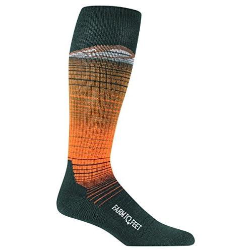 Cheap Farm to Feet Hailey Lightweight Ski Socks free shipping
