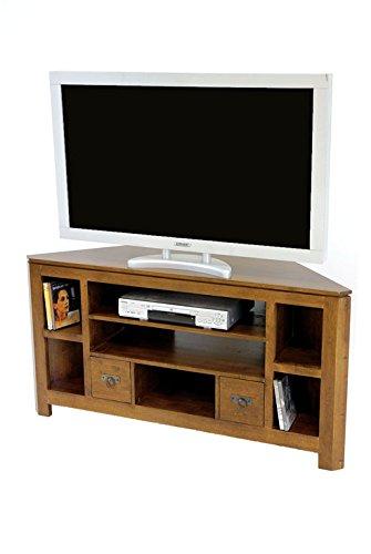 design de qualité 364bf c9592 Nomadde Ethnik Chic - Meuble TV Angle 2 tiroirs Maya ...