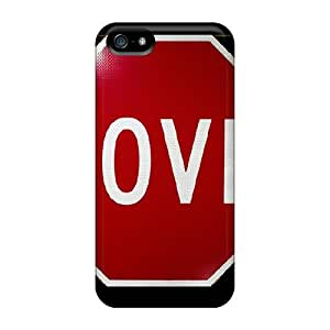 New Arrival Premium 5/5s Case Cover For Iphone (love Sign)