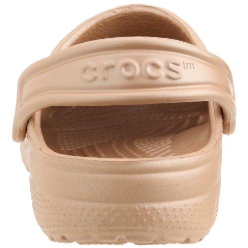 Or Mixte gold Crocs 10006 Enfant Sabots fTw4wxzHq1