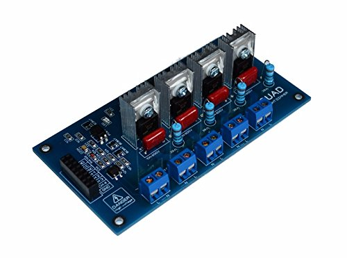 (4 Channel Ac Programmable Light Dimmer Module Controller Board For Arduino Raspberry Compatible 50/60hz ...)