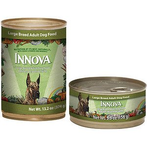 Innova Large Breed Adult Canned Dog Food, 13.2-oz, case of 12