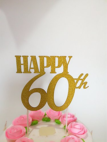 Awesome 60Th Birthday Cake Toppers Shop 60Th Birthday Cake Toppers Online Funny Birthday Cards Online Alyptdamsfinfo