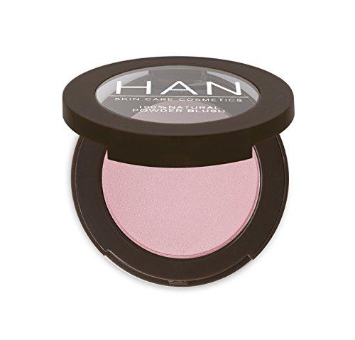 HAN Skin Care Cosmetics All Natural Blush (Baby Pink) by HAN Skin Care Cosmetics
