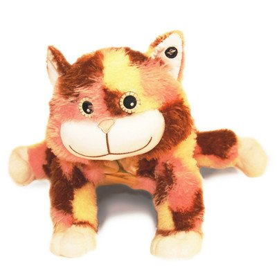 Zoobies Plush Toy, Furbie The Feline (Soft Plush Toy Zoobies)