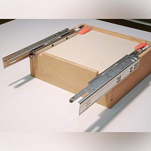 blum 21 inch drawer slides - 4