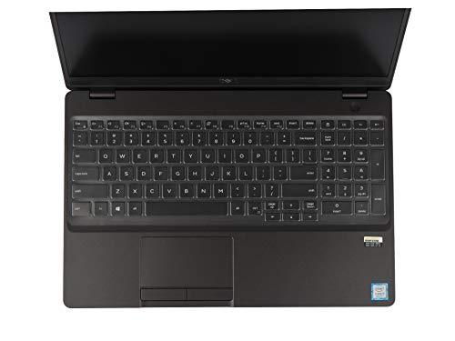 [해외]Leze - Ultra Thin Keyboard Skin Cover Compatible15.6 Dell Latitude 5000 5501 5540 Precision 3540 3541 Laptop(Without Point) - TPU / Leze - Ultra Thin Keyboard Skin Cover Compatible15.6 Dell Latitude 5000 5501 5540 Precision 3540 35...