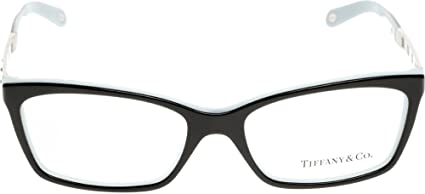 2f23030a3205 Amazon.com  Tiffany Optical 0TF2103B Full Rim Rectangle Woman Sunglasses   Clothing