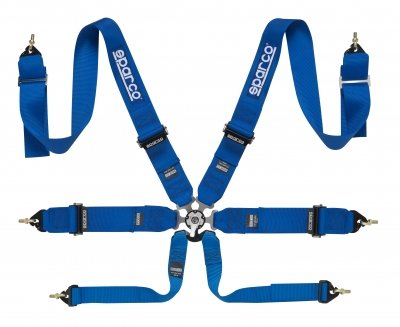 Sparco Racing Harness - 4