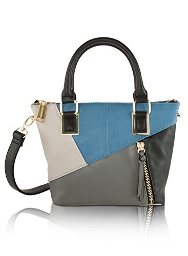 Multi Crossbody Bag Steve Bjamba Media Mixed Madden Blue wPIn0xB6Tq