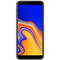 "Samsung Galaxy J6+ Plus J610G/DS (32 GB, 3 GB de RAM) 6.0"" Infinity Display, Cámara Dual, Dual SIM 4G LTE Desbloqueado de fábrica – sin garantía (Negro)"