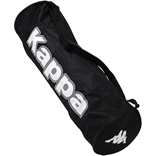 Kappa Brixia Ball Tube - Tubo de balones, Color Negro, Talla única