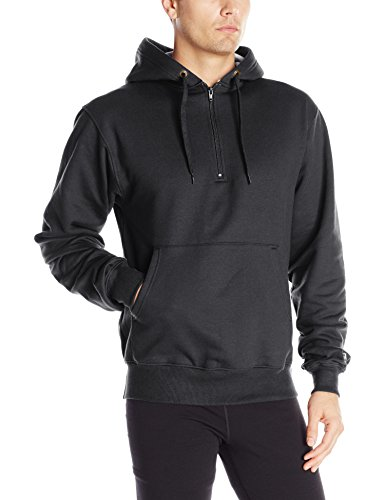 Quarter Zip Hooded Fleece - 7