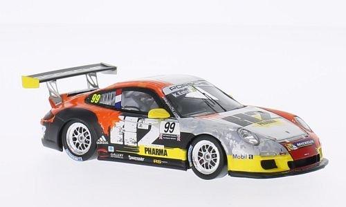 Porsche 997 GT3 Cup, No.99, H2 Pharma, Carrera Cup, Paul Ricard, 2013, Modellauto, Fertigmodell, Spark 1:43