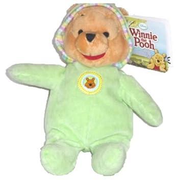 Peluche Disney Winnie the Pooh Ropa de Bebé Winnie 25 cm