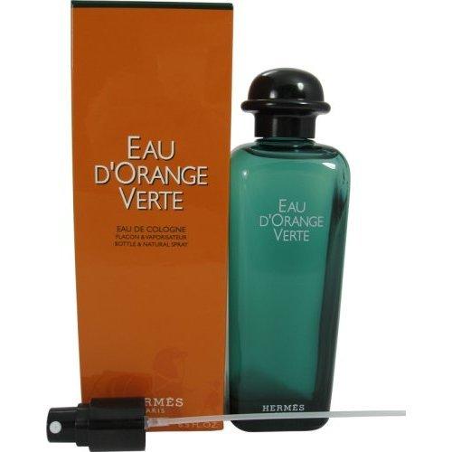 Eau D' Orange Verte By Hermes For Women. Eau De Cologne Spray 6.5 Oz.