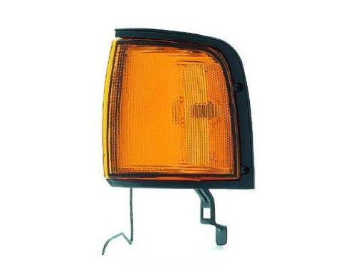 DRIVER SIDE FRONT CORNER LIGHT Honda Passport, Isuzu Amigo, Isuzu Pickup, Isuzu Rodeo PARKING/SIDE MARKER; LH;; BLACK [CORNER OF FENDER]