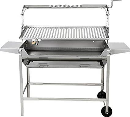 JR BALUJA - Barbacoa De Acero Inox. 980 B: Amazon.es ...