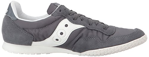 Saucony Originals Women's Bullet Sneaker Charcoal Cream pay with visa cheap online bR7KwU