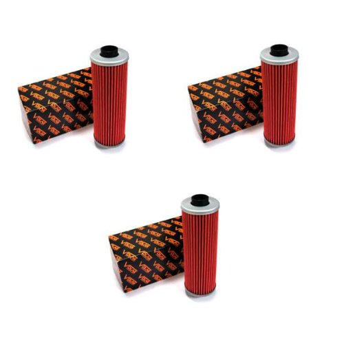 1978-1995 BMW R65 Oil Filter - (3 pieces)