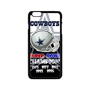 Cowboy Super Bowl Fahionable And Popular Back Case Cover For Iphone 6