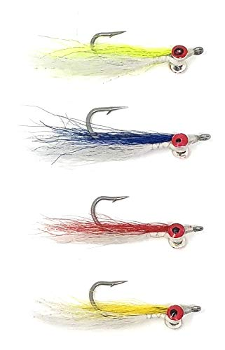 clouser minnow patterns for trout