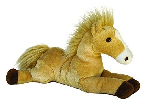 Aurora世界Flopsie Horse Butterscotch Plush Toy by Aurora B01L363T3Y