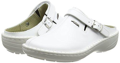 Taille Chaussures Reflexor Blanc 40 6803 sabot Comfort Abeba 40 wRIYEqx