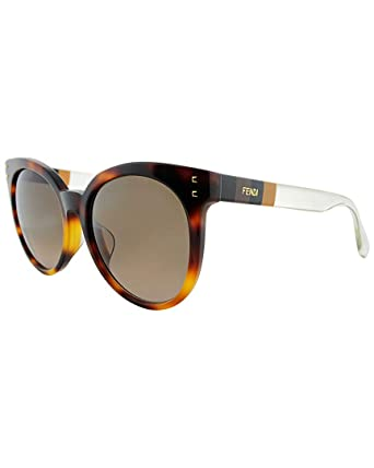 578e2e01c3a67 Image Unavailable. Image not available for. Color  Fendi Unisex Ff0083fs 56Mm  Sunglasses