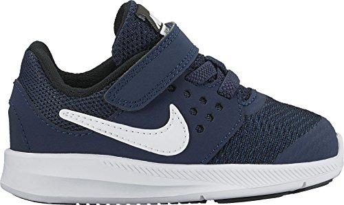 Nike Jungen Downshifter 7 BTV Sneaker Blau (Midnight Navy/white/dk Obsidian/black)