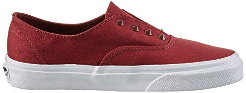 Authentic Gore Mixte Port Rouge Studs Basses Adulte Baskets Vans xZR5wdAx