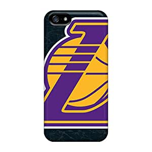 SuperCurry Snap On Hard Case Cover Los Angeles Lakers Protector For Iphone 5/5s
