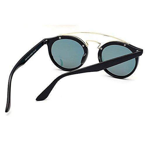 para Estilo Gu Hombres de de Aire Unisex Viajar Gafas al C3 Peggy Libre Mujeres Color Retro Sol C1 Protección Conducción UV 8wqngd1v7