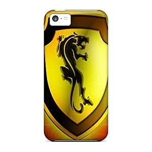 New Panther Shield Cases Covers, Anti-scratch DannyMario Phone Cases For Iphone 5c
