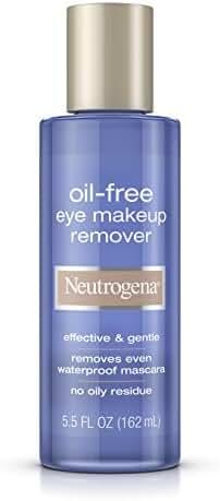 Neutrogena Oil-Free Eye Makeup Remover, 5.5 fl. oz.