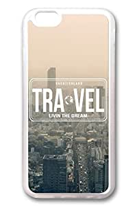 iPhone 6 Cases, Personalized Protective Case for New iPhone 6 Soft TPU Clear Edge Travel