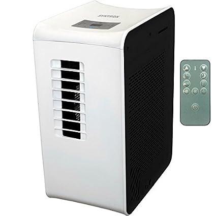 Syntrox Germany 3 en 1 Digital climática dispositivo con 9000 BTU, LCD, mando a