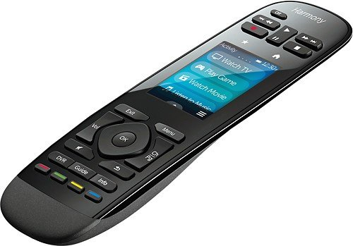 universal logitech remote - 9