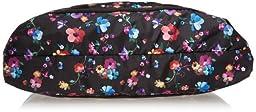 LeSportsac Travel Tote Handbag,Impressionist Flower,One Size