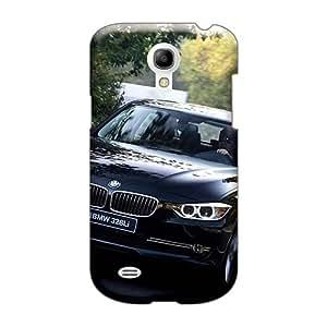 Customcases88 Samsung Galaxy S4 Mini Protector Hard Phone Cases Unique Design HD Bmw 3 Series Li Front Image [Sss1295gkKa]